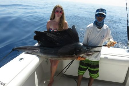 9050f855cb Take your dare to enjoy fishing in Quepos